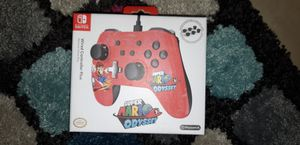 Nintendo Switch Wired Controller Power A Model Super Mario Odyssey for Sale in Pompano Beach, FL