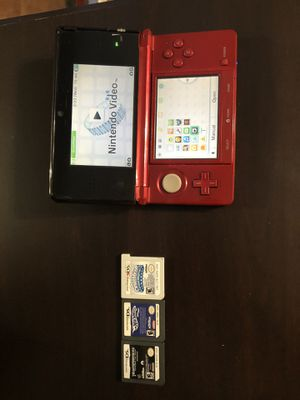 Nintendo 3ds for Sale in Bakersfield, CA