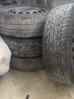R 15 tires for Sale in Arvin,  CA