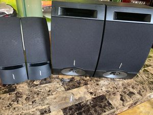 Bose Surround Sound Speakers for Sale in Brooklyn, NY