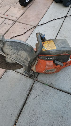 Husqvarna k760 for Sale in Richmond, CA