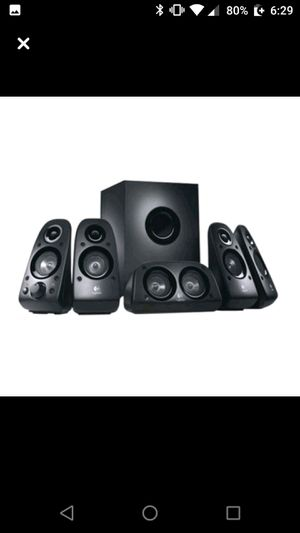 Logitech speaker system for Sale in Quincy, IL
