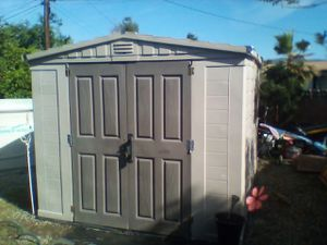 *Storage Shed* Keter® for Sale in Wildomar, CA