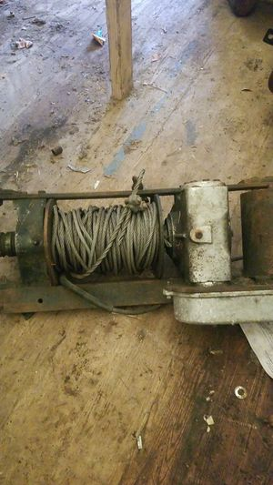 Beaver winch for Sale in McCleary, WA