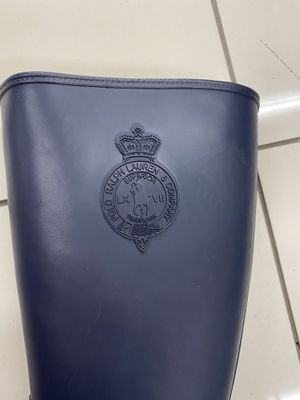 Ralph Lauren Rain boots for Sale in Rosedale, MD
