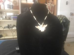 Native am eagle necklace for Sale in Temecula, CA