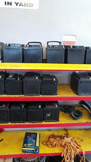 Batteries H6, T5, H8 for Sale in Phoenix, AZ