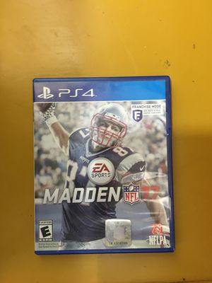 Madden NFL 17 for Sale in Leominster, MA