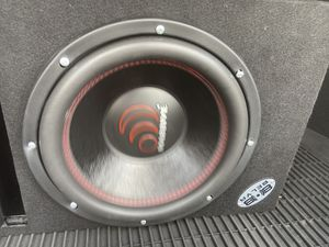 "Subwoofer 12"" 1400W 700RMS for Sale in Levittown, PA"