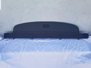 OEM Audi Q7 Cargo Tonneau Cover NICE Black/Grey for Sale in Issaquah, WA