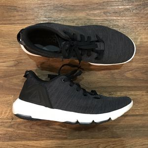 Reebok Mens CloudRide DMX 3.0 Black/Gray Athletic Shoes Size 9.5 for Sale in Anaheim, CA