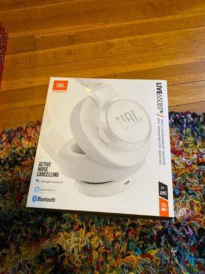 JBL noise cancelling headphones for Sale in Oakland, CA