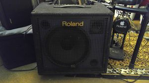 ROLAND KC-550 (150W) KEYBOARD / PA / ELECTRONIC DRUMSET 4 CHANNEL MIXING AMPLIFIER ON WHEELS FOR SALE!!! for Sale in Tempe, AZ