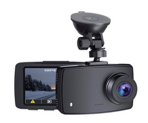 Brand New in Box Dash Cam 1080P FHD Car Camera Supercapacitor 170° Wide-Angle Dash Camera for Cars 2.7 Inch LCD Screen, WDR, G-Sensor, Loop Recording for Sale in Hayward, CA