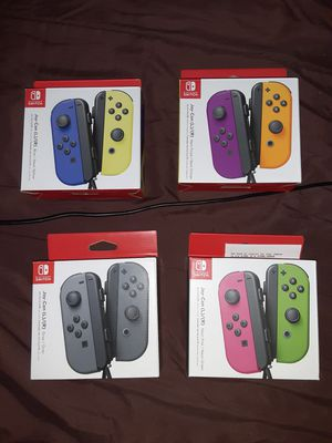 Brand new joycons for Sale in Medford, OR