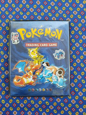 Vintage 14 Page Pokemon Book for Sale in Niederwald, TX