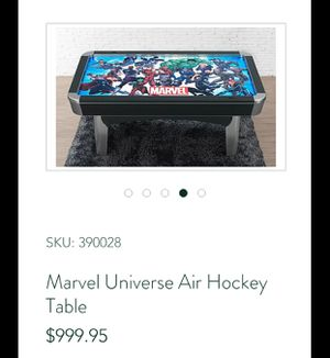Brand new air hockey table for Sale in Washington, DC