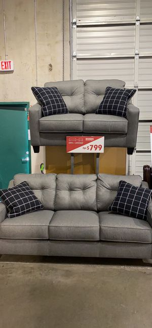 Sofa and Love Seat Set for Sale in Portland, OR
