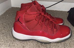 Jordan 11s Red for Sale in Oakland, CA