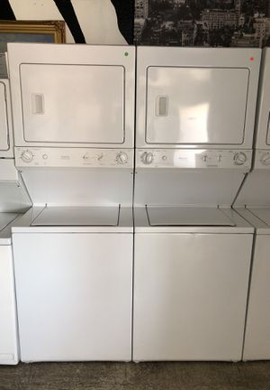 Full size stackable washer and electric dryers for Sale in San Diego, CA