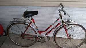 Falter vintage folding bike star Rider. Made in Germany for Sale in Chicago, IL