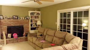 7 piece sectional sofa (beige) for Sale in Allentown, PA