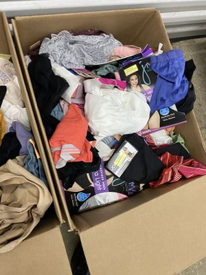 Bras, underwear, shirts and panties brand new for Sale in Elk Grove Village, IL