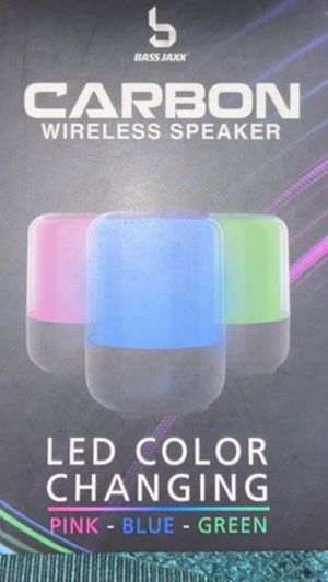 Color Changing Wireless Bluetooth Speaker for Sale in North Las Vegas, NV
