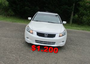 For sale ² ⁰ ⁰ ⁸ Honda Accord EXL.Great Shape for Sale in Hartford, CT