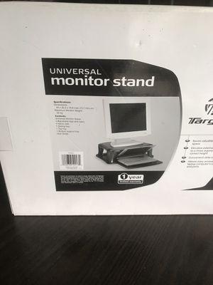 Computer monitor stand for Sale in Moncks Corner, SC