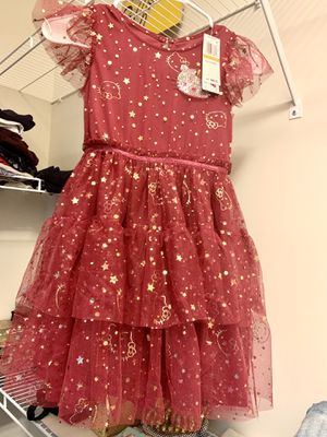 Hello Kitty girl dress - size 6x for Sale in Frederick, MD