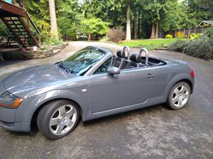 2001 Audi TT turbo Quattro AWD for Sale in Fall City, WA