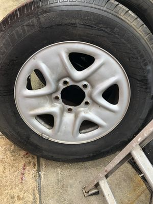 Toyota Tundra Rims and tires for Sale in Cutler Bay, FL