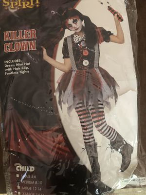 Halloween Costume for Sale in Freehold, NJ