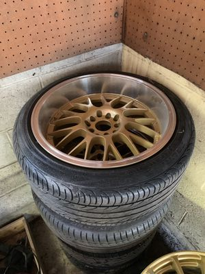 """Brand new 17"""" rims for Sale in Edgewood, WA"""