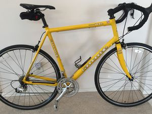 Cannondale warrior 700R 58cm road bike readyride new tires for Sale in Winter Springs, FL