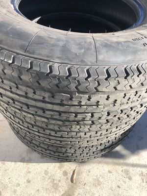 Trailer Tires 235 80 16 or 235 85 16 for Sale in El Cajon, CA