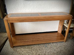 Sofa table/ entry table/ hallway table for Sale in Longwood, FL