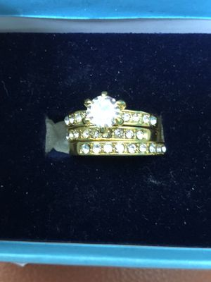 Ring 18kt Gold Filled(Please Read Description Completely) for Sale in Seattle, WA