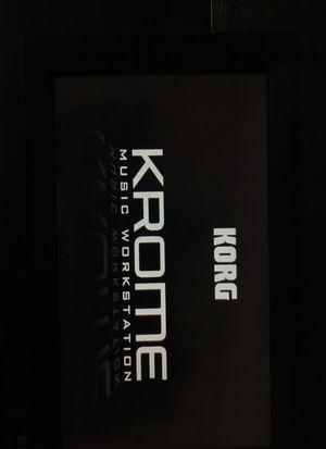 Korg Krome 88 key Worstation for Sale in Littleton, CO