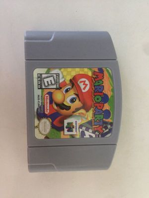 Nintendo 64 Mario Party N64 game $35 for Sale in Portland, OR
