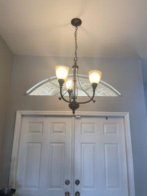 Ceiling chandelier for Sale in Pembroke Pines, FL