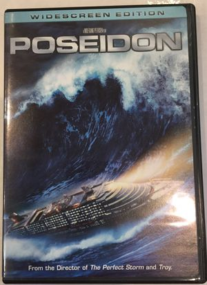 Poseidon DVD movie for Sale in Virginia Beach, VA