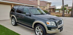 2009 Ford Explorer Eddie Bauer - Clean Title - 133,717 miles for Sale in Upland, CA