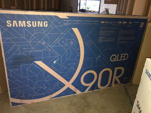 75Q90 75 Samsung smart 4k Qled hdr Tv for Sale in Fontana, CA