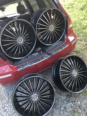 "Elure 22"" Wheels/Rims for Sale in Smyrna, TN"
