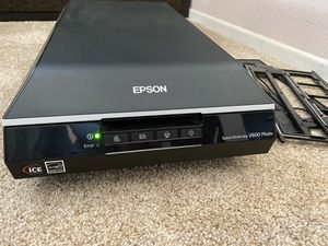 Epson V600 Photo and Document Scanner for Sale in Laguna Beach, CA