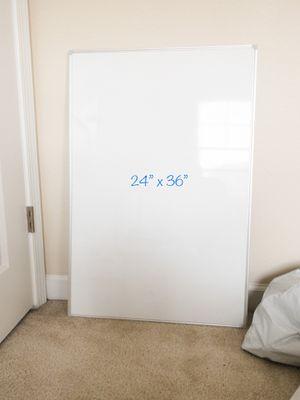 Whiteboard (2x3) for Sale in Norfolk, VA