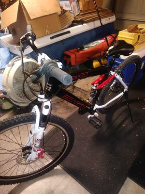 Genesis full susp mountain bike for Sale in Little Elm, TX