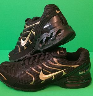 Nike Air Max Torch 4 Black AND Gold C for Sale in Milton, PA